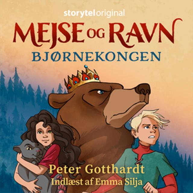 Mejse og Ravn - Bjørnekongen