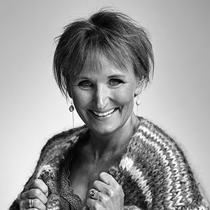 Marie-Louise Truelsen - Journalist, bogredaktør og musikredaktør