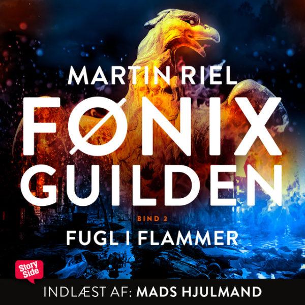 Fønix-guilden 2 - Fugl i flammer