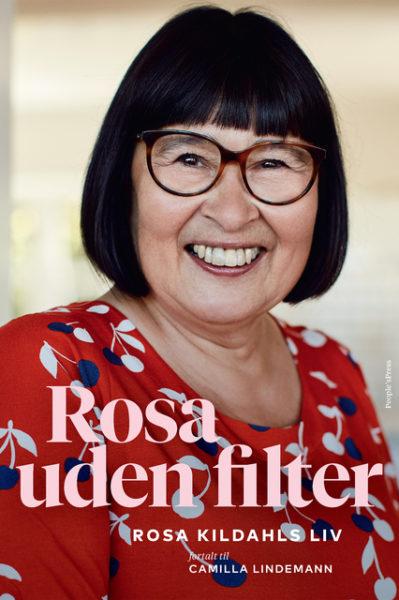 Rosa uden filter